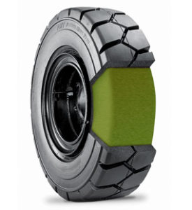 foam filled tire